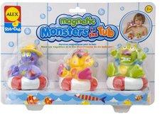 Alex Toys Magnetische Monster auf Schwimmreifen