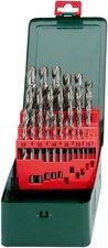 Metabo HSS-G-Bohrerkassette 25-tlg. (627154000)