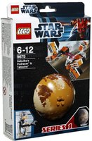 LEGO Star Wars Sebulbas Podracer & Tatooine (9675)