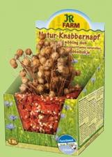 JR FARM Natur-Knabbernapf mit Karotten 100g