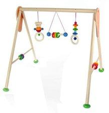 Hess Spielzeug Baby-Gym Bär Henry
