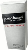 Bruno Banani - Pure Man - Eau de Toilette Spray (EdT) - Herrenparfum