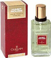 Guerlain - Habit Rouge / Herrenduschgel