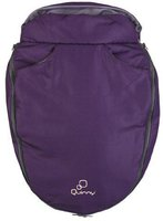 Quinny Fußsack für Senzz Shadow Purple