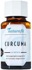 Naturafit Curcuma Kapseln (60 Stk.)