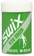 Swix V20 Green