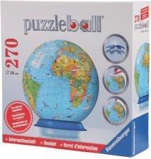 Ravensburger Kinder-Globus englisch (Puzzleball, 270 Teile)