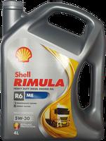 Shell Rimula R6 LME 5W-30 4 L