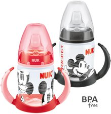 NUK First Choice Trinklernflasche Disney Mickey Mouse (150 ml)