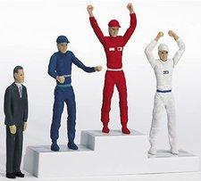 Carrera Siegerpodest mit Figuren 21121