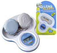 Eye Care Lens Alert