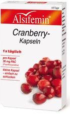 Alsitan Cranberry 36 mg Pac Alsifemin Kapseln (10 Stk.)