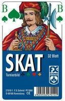 Ravensburger Skat Turnierkarte (27010)