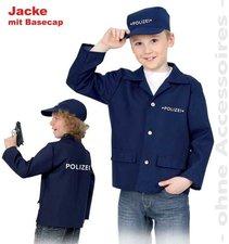 Gurimo-Tex Kinderkostüm Polizei