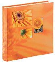 Hama Jumbo-Album Singo, Orange, 30x30/100