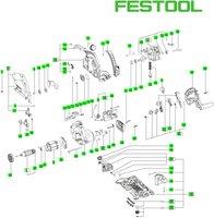 Festool Systainer 1 T-LOC + Einlage für PSB300