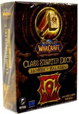 Upper Deck World of Warcraft Class Starter Deck 2011 (deutsch)