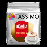 Tassimo Gevalia Cappuccino T-Disc (16 Stk., 8 Portionen)
