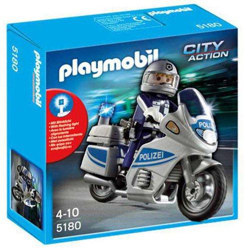 Playmobil Special Force Polizeimotorrad (5180)