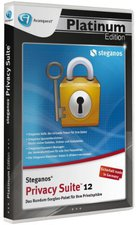 Steganos Privacy Suite 12 Platinum Edition (Win) (DE)