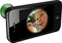 Rollei Fisheye-Objektiv für iPhone 4/4S