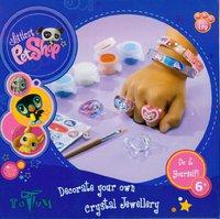 Totum Littlest Pet Shop Crystal Schmuck (110083)
