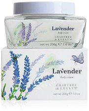 Crabtree & Evelyn Lavender Body Cream (200 g)