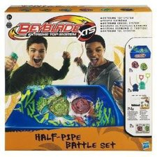 Beyblade Halfpipe Battle Set