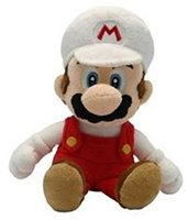 Together Plus Nintendo - Fire Mario 21 cm