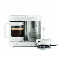 Bodum Bistro Elektrischer Kaffeebereiter, 0,5 l Cremefarben