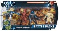 Hasbro Star Wars Battle Packs 2012 - sortiert
