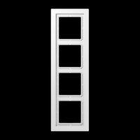 Jung Rahmen 4-fach (LSD984WW)