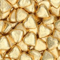 Lindt Herzli Milch gold (2500 g)