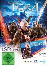 UbiSoft Tera 30 Day Game Time Card