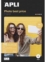 APLI Best Price Photopapier, A4, 140g/qm (11804)