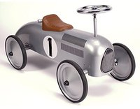 Great Gizmos Classic Racer silber