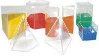 Eduplay Geometrische Volumen 8er-Set