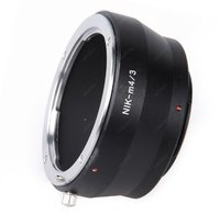Leinox Objektiv-Adapter Nikon/Micro Four Thirds