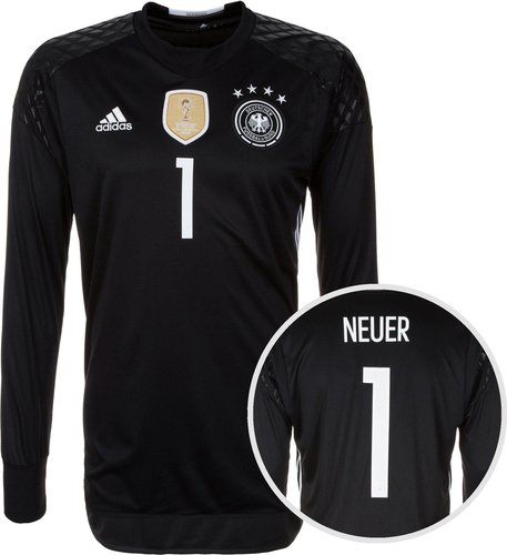 Manuel Neuer Deutschland/DFB Torwart Trikot EM 2016