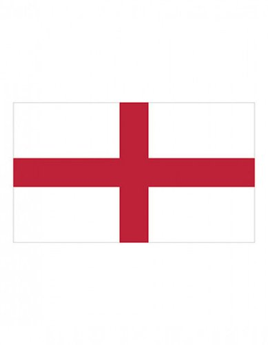 England Fanfahne EM 2016