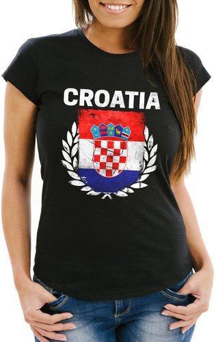 Kroatien T-Shirt EM 2016