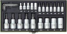 Proxxon 23102 Steckschlüsselsatz TX