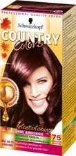 Schwarzkopf Country Colors Madagascar Rotschwarz 75