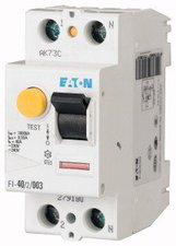 Eaton FI-Schutzschalter FI-25/2/003-A