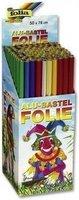 Folia Alufolie 100 Rollen 50 x 78 cm