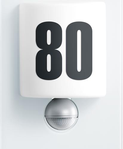 Steinel Design-Sensor-Außenleuchte L 680 LED weiß (3821)
