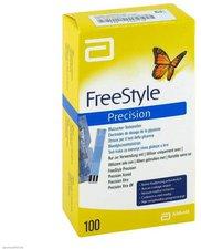 EMRA-MED FreeStyle Precision Blutzucker Teststreifen (100 Stk.)