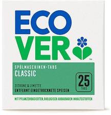Ecover Ökologische Spülmaschinen-Tabs (25 Stk.)