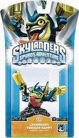 Skylanders: Spyros Adventure Figur - Legendary Trigger Happy