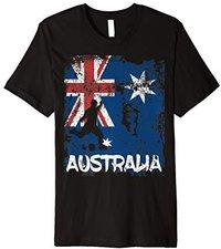 Australien Fanshirt div. Hersteller